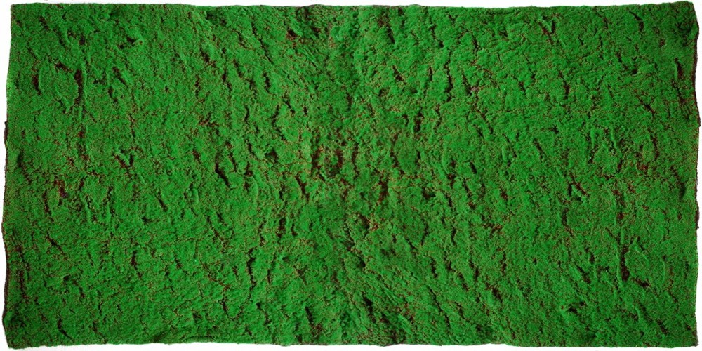 Moss Base 200x100 cm Green