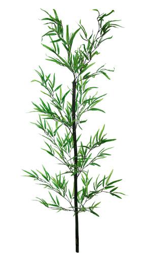 Bamboo Black Single Tree 170 180 cm Green 5617GRN