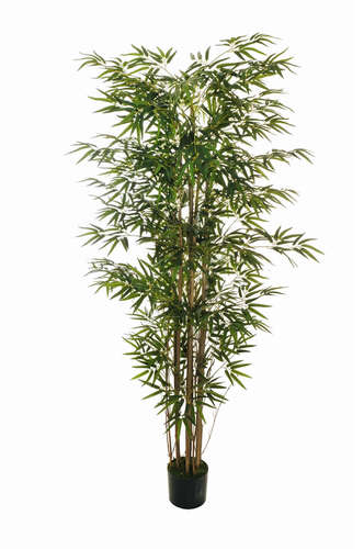 Bamboo h 180 cm 2175 leaves - artificial plant