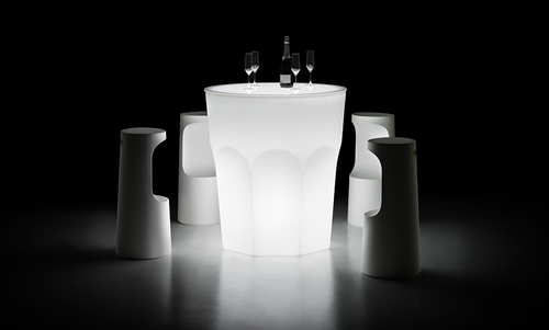 CUBALIBRE Table Light design Giulio Iacchetti Hight 2