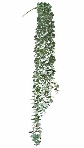 Eucalypthus Hanging 80 cm Silver Pink  5634SPK