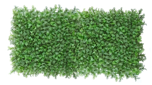 Fern Rock Mat 50x100 cm Green