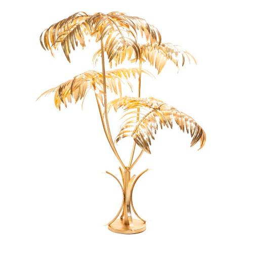 Kentia piantana ottone h 175 cm