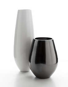 NEW YORK - CERAMIC VASE MADE IN ITALY