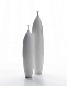 AMERICA - CERAMIC VASE MADE IN ITALY