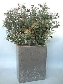 504-34-S_Rectangular_vase_60_cm_silver_foil