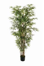 Bamboo h 180 cm 2175 foglie - pianta artificiale