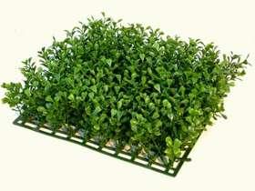 Mattonella bosso artificiale 40x60 cm
