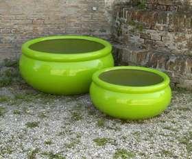 Verde effetto laccato