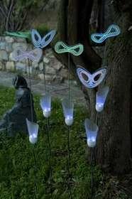Farfalle al tramonto