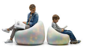 gumball armchair junior 2