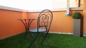 H 32 mm erba bicolore in  terrazzo