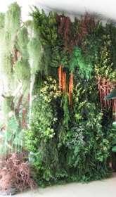 Verde mix con fiori