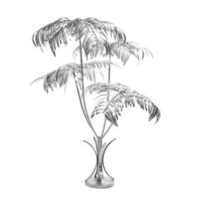 Kentia piantana argento h 175 cm